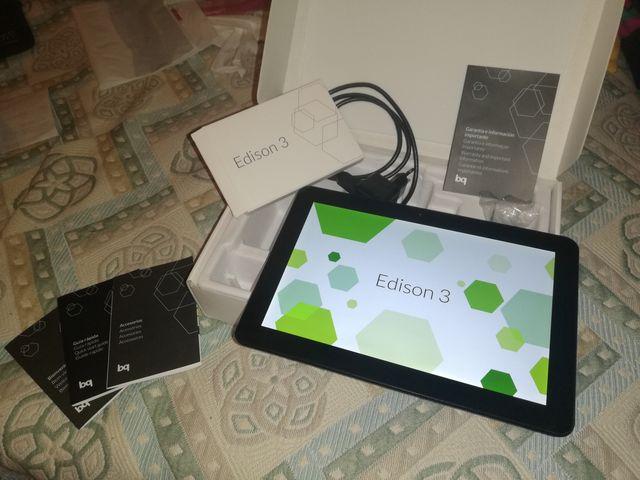 Tablet Edison 3 BQ