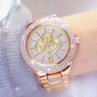 Reloj Dial elegant oro-rosa