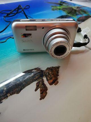 Cámara de fotos Kodak 8.0mp