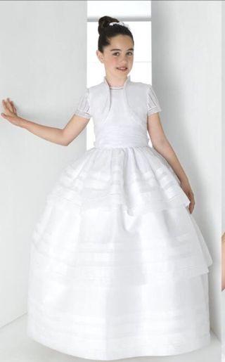 Vestido de comunión de Miquel Suay