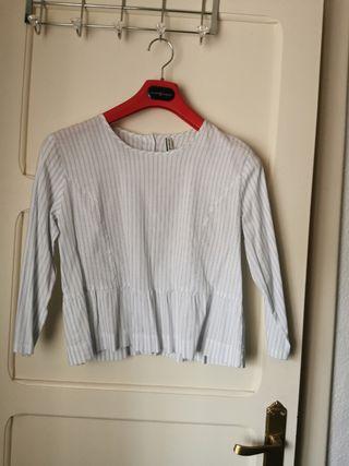 Camisa de rayas de Primark.