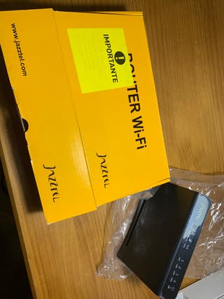Router WiFi ADSL Jazztel Huawei HG532C