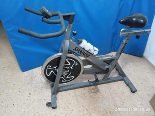 Bicicleta de spinning profesional (*Leer anuncio*)