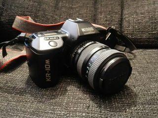 cámara fotos Ricoh KR 10m