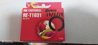 cartucho negro compatible Epson WF2010W/2510WF