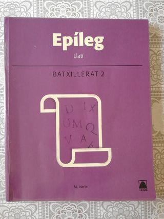 Libro de Latín 2 bachillerato Teide