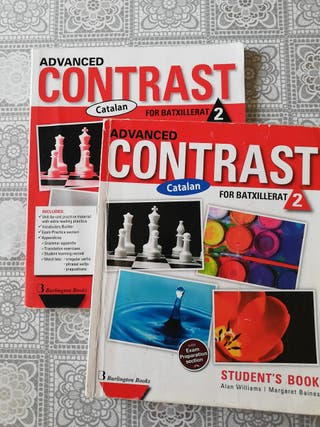 Advanced contrast 2 bachillerato