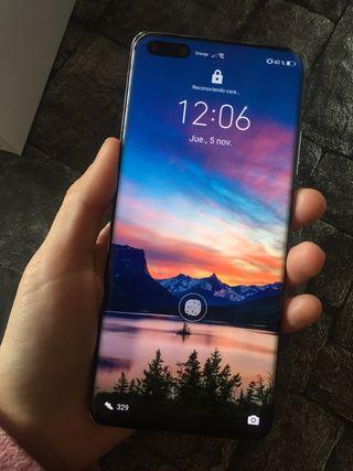 Huawei p40 pro solo 1 mes de uso