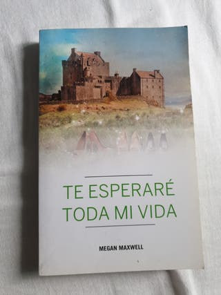 """Novela romántica """"Te esperaré toda mi vida"""""""