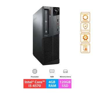 Lenovo ThinkCentre M93p SFF - i5 - 4GB - 128GB SSD