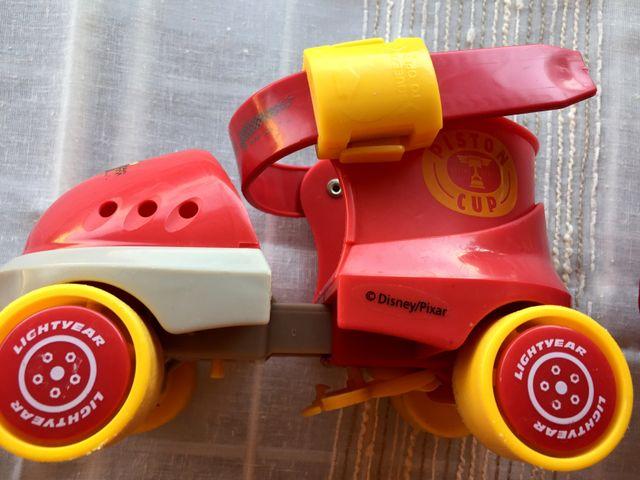 Juego completo de patines para niños