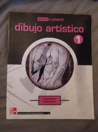 Libro Dibujo artístico de bachillerato