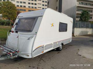 Caravana 3-4plazas Sterckeman Evolution 420CP