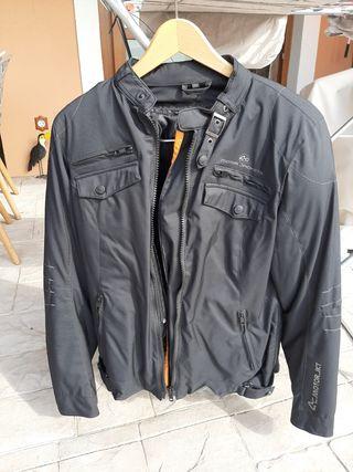 chaqueta moto talla S