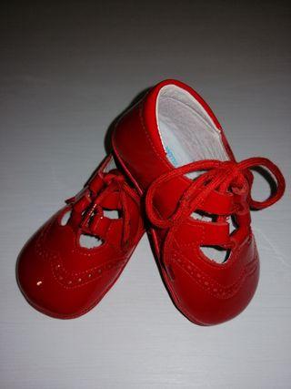 Zapatos bebe unisex