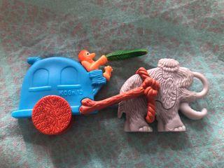 Kinder Sorpresa - Puzzle dinosaures K00 n13