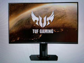 """Monitor Asus TUF Gaming VG27VQ 27"""" 165Hz VA Curvo"""