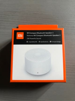 Xiaomi compact speaker