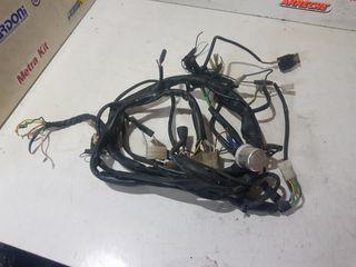 istalacion eléctrica derbi gpr 75