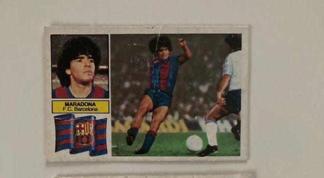 Maradona 1982/83