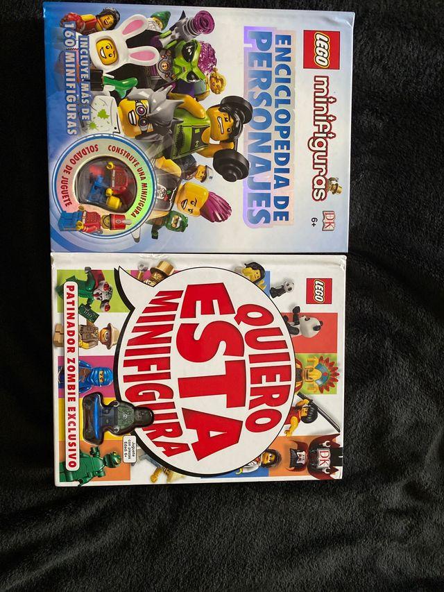 Libros de lego nuevos