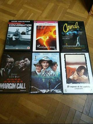 Películas DVD Clásicos modernos III