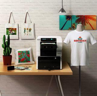 Impresión textil (Camisetas y merchandaising)