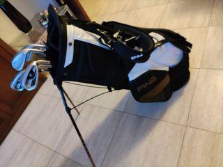 Juego de palos (58-7) Ping G400 + bolsa Ping Hoofe