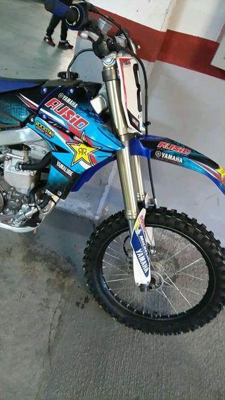 Yamaha Yz450f. 2010