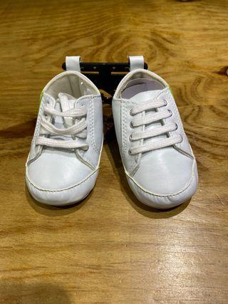 Talla 6-12 meses Zapatillas bebé