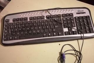 teclado pc.