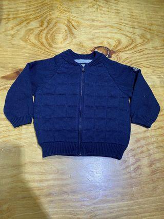 Talla 6-9 meses chaqueta Zara bebé niño