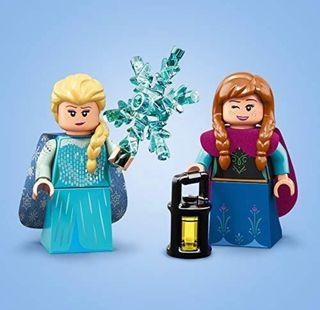 Lego Disney Elsa y Ana