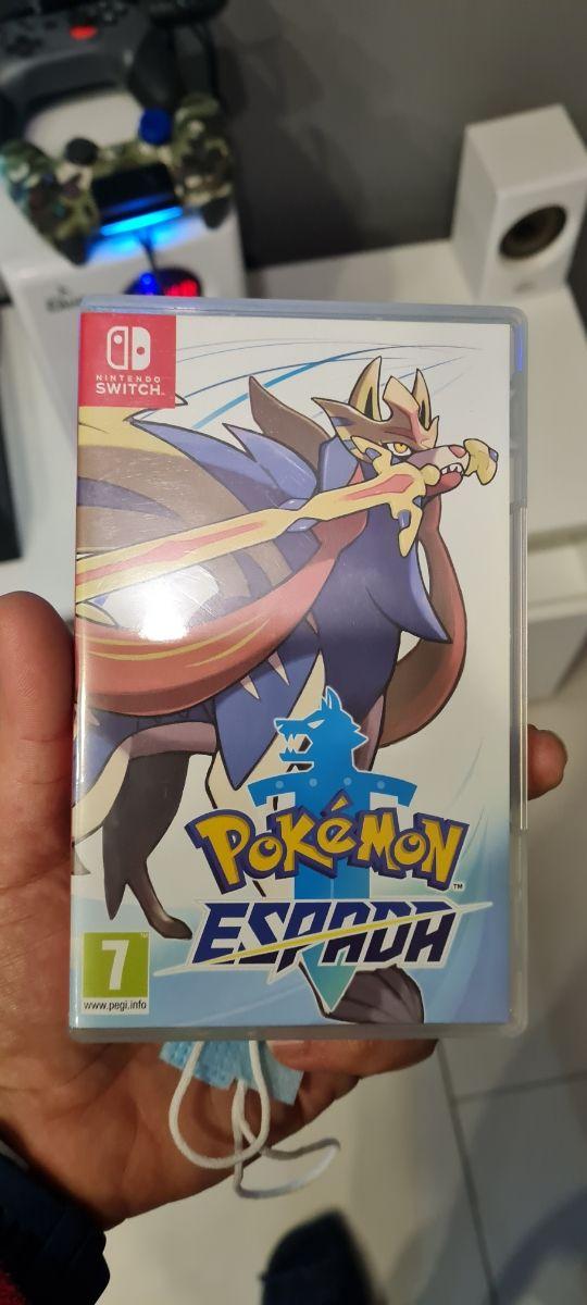 pokemon espada