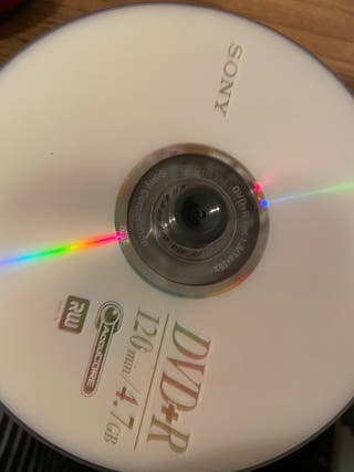 DVD grabable. Sony
