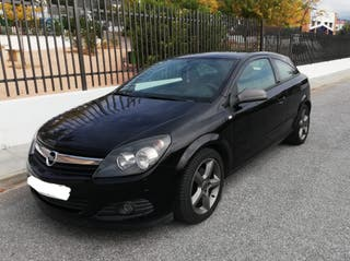 Opel Astra Cosmo GTC Coupe