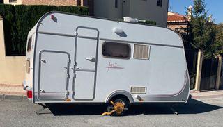 Caravana sun Roller Jazz 42L