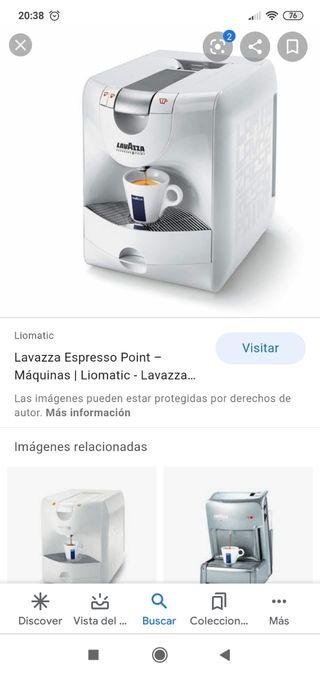 cafetera Lavazza Espresso