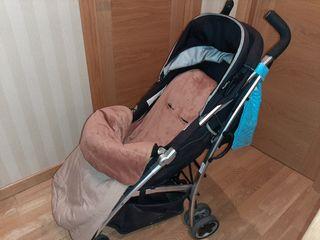Silla de paseo Kiddy+Saco invierno+Bolso+Plástico