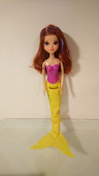 Moxie Girlz Kellan Magic Swim Mermaid