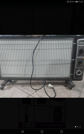calefactor antiguo