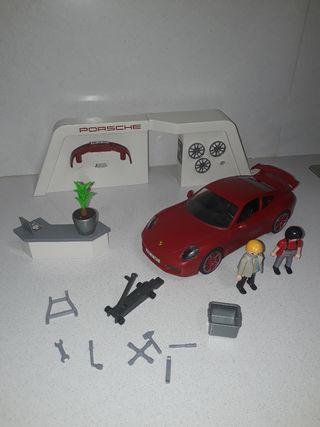 porche 911 carrera playmobil