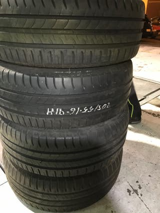 4 ruedas Segunda mano (Michelin)