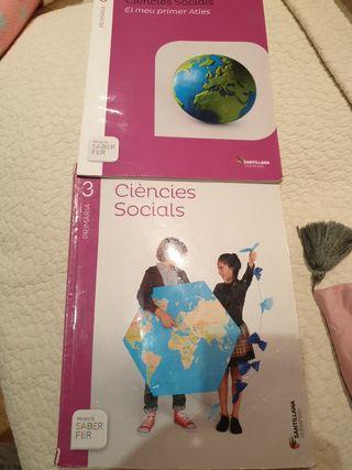 libros de tercero de primaria.