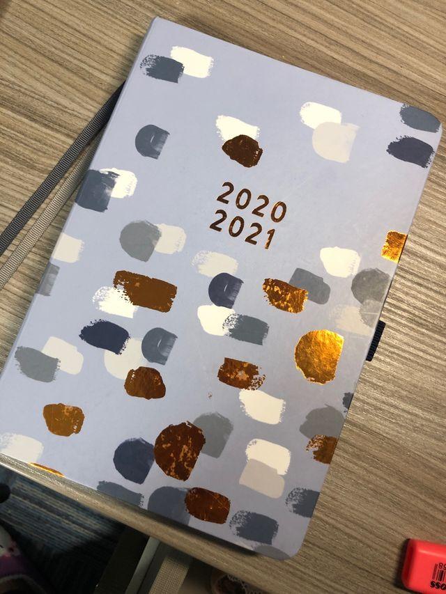 Academic Planner / Diary 2020-2021