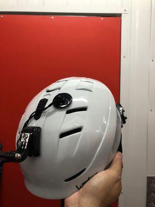 Casco ski/snowboard talla M