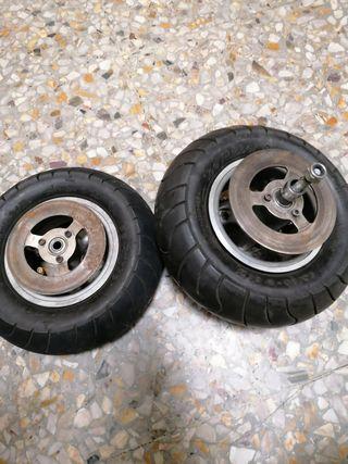"""Llantas minimoto 5"""" polini 910"""