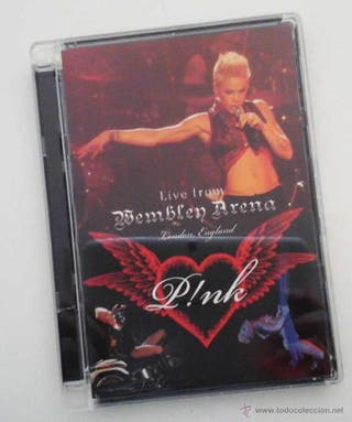 P!nk DVD Live from Wembley