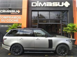 Land Rover Range Rover 5.0 V8 Supercharged Autobiography 375 kW (510 CV)