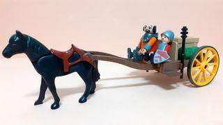Playmobil CARRETA MEDIEVAL